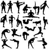 Esporte grande do grupo ilustração do vetor
