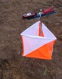 Esporte que orienteering Imagens de Stock Royalty Free