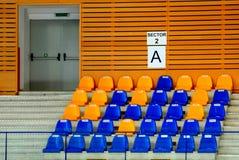 Esporte salão para o copo 2016 do judô das crianças Foto de Stock Royalty Free