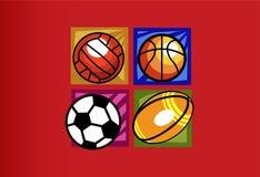 Esportes Imagens de Stock