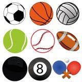 Esportes Imagem de Stock