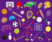 Esportes da bola Imagem de Stock Royalty Free
