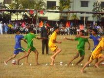 esportes da escola Imagem de Stock Royalty Free