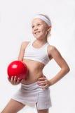 Esportes das crianças - alegria e saúde Imagens de Stock