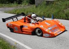 Esportes do carro de competência foto de stock royalty free