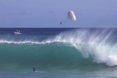 Esportes do oceano Imagem de Stock Royalty Free