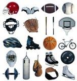 Esportes do verão Foto de Stock
