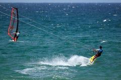 Esportes extremos Fotografia de Stock Royalty Free