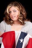 Esposa do soldado Imagem de Stock