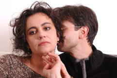 Esposa y marido Fotografía de archivo libre de regalías
