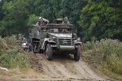 Esposizione 2011 di pace e di guerra Immagine Stock Libera da Diritti