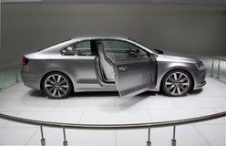 Esposizione automatica 2010 di Detroit dell'automobile di concetto Fotografia Stock Libera da Diritti
