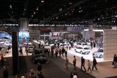 Esposizione automatica 2011 del Chicago Immagini Stock