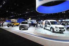 Esposizione del Ford Immagini Stock