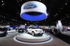 Esposizione del Ford Immagini Stock Libere da Diritti