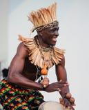 Esposizione dell'Angola Immagini Stock