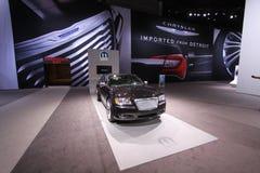 Esposizione della Chrysler Fotografia Stock