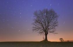 Esposizione della stella di vortice in Sapanca immagine stock libera da diritti
