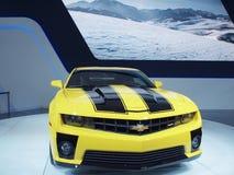 Esposizione di automobile Fotografie Stock