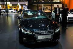 Esposizione di automobile tedesca Fotografie Stock