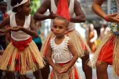 Esposizione di ballo tradizionale fotografie stock libere da diritti