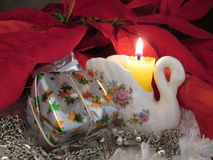 Esposizione di Natale Immagine Stock