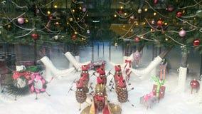 Esposizione di Natale Fotografia Stock