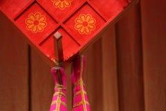 Esposizione di Pechino Fotografia Stock