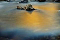Vetro del fiume Immagini Stock