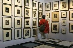 Esposizione New York della foto di AIPAD Fotografie Stock