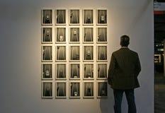 Esposizione New York della foto di AIPAD Fotografia Stock Libera da Diritti
