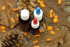 Espray nasal Fotografía de archivo libre de regalías