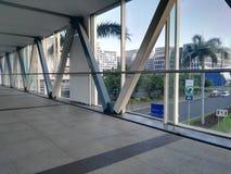 Espressione architettonica Makati Manila Filippine Immagini Stock