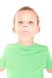 Espressione facciale Fotografie Stock