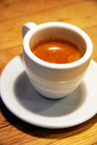 espresso ενιαίο Στοκ Φωτογραφίες