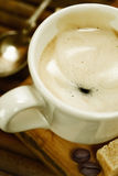 espresso ιταλικά Στοκ Εικόνα