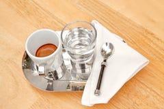 espresso καφέ Στοκ Εικόνες