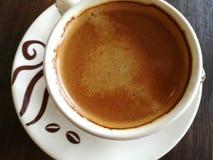 espresso φλυτζανιών καφέ καυτό Στοκ φωτογραφία με δικαίωμα ελεύθερης χρήσης