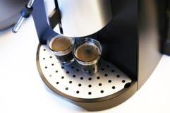 espresso заваривать стоковые изображения rf