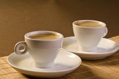 espresso кофейных чашек Стоковая Фотография RF