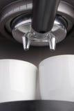 Espresso машины кофе Стоковое фото RF