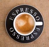 espresso чашки стоковые изображения