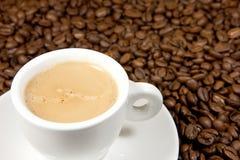 espresso Arkivfoton