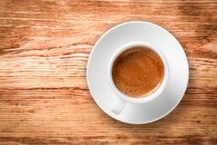 espresso Royaltyfri Fotografi