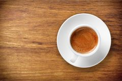 espresso Arkivfoto