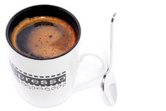 Espresso. Royalty Free Stock Images