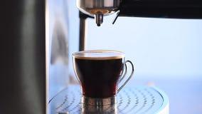 espresso stock video