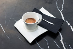 espresso Photo stock