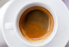 espresso Stock Afbeelding