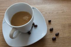 espresso Foto de Stock